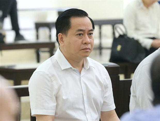 Ngày 5/11, vụ Phan Văn Anh Vũ đưa hối lộ 5 tỷ đồng được đưa ra xét xử