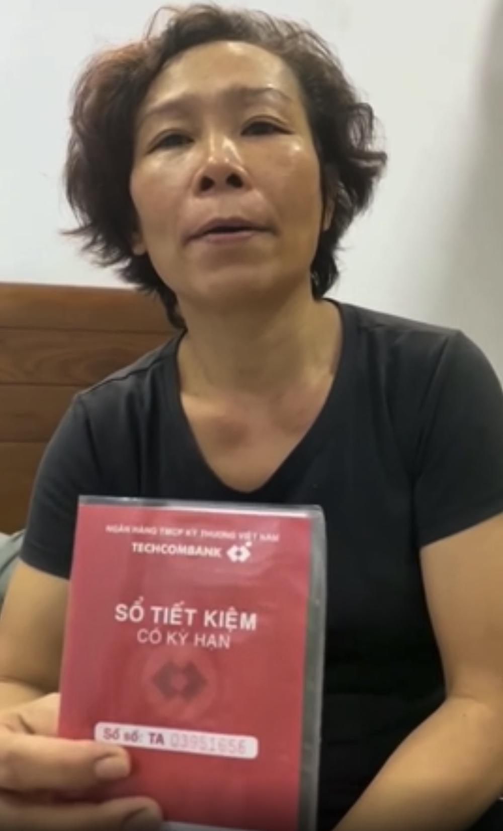 Nghi ngờ sổ tiết kiệm của mẹ Hồ Văn Cường, dân mạng lại vào fanpage Techcombank hỏi: