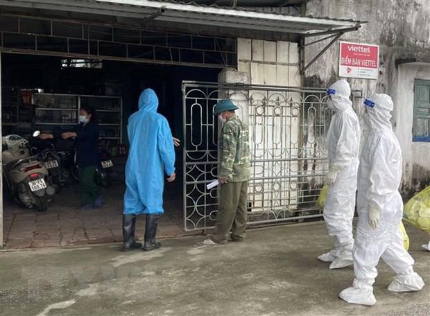 Thanh Hóa, Nam Định tập trung kiểm soát các ổ dịch COVID-19
