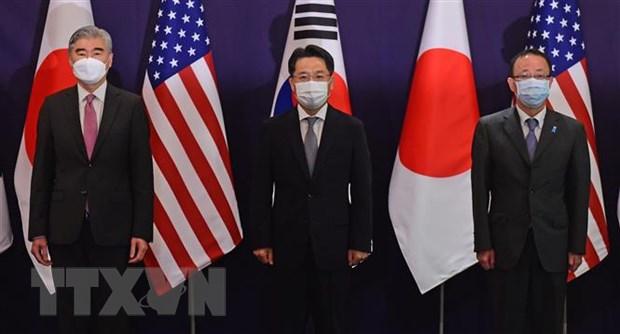 Đặc phái viên hạt nhân Hàn Quốc tới Mỹ, xúc tiến đối thoại với Mỹ-Nhật