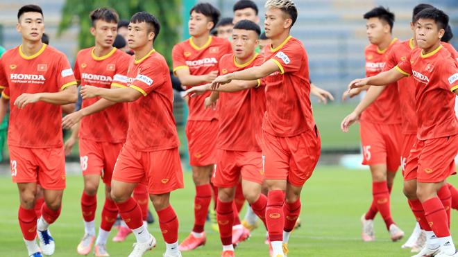 Bóng đá Việt Nam hôm nay: U23 Việt Nam đấu U23 Tajikistan. Đội tuyển Việt Nam xứng đáng có 1 điểm - ảnh 1