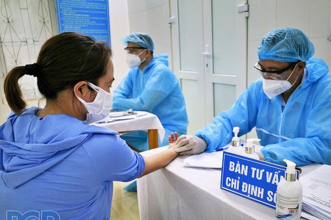 Bắc Giang lại kiểm soát chặt người đến từ Hà Nội