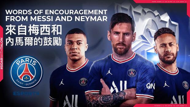 Messi và dàn sao nổi tiếng gửi lời chúc đến các đội dự CKTG 2021 - ảnh 1