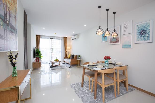 Sống khỏe, sống tiện nghi tại căn hộ DV04 dự án Rose Town