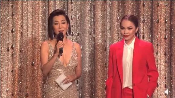 Chướng mắt Hiền Thục diện vest và bỏ tay vào túi quần, vợ cũ Huy Khánh dọa cho ăn bạt tai nếu con mình giống nữ ca sĩ
