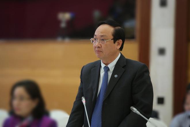 Nguyên Phó Chủ tịch UBND TP Hà Nội bị kỷ luật cảnh cáo