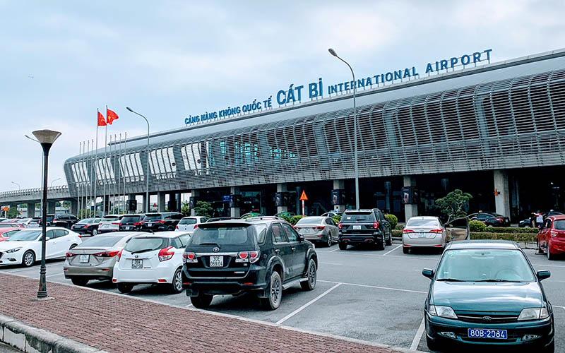 Hải Phòng: Xây dựng nhà ga hàng hoá 390 tỷ đồng tại sân bay Cát Bi