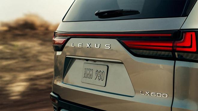Lexus chốt thời gian ra mắt dòng LX600 mới - ảnh 1