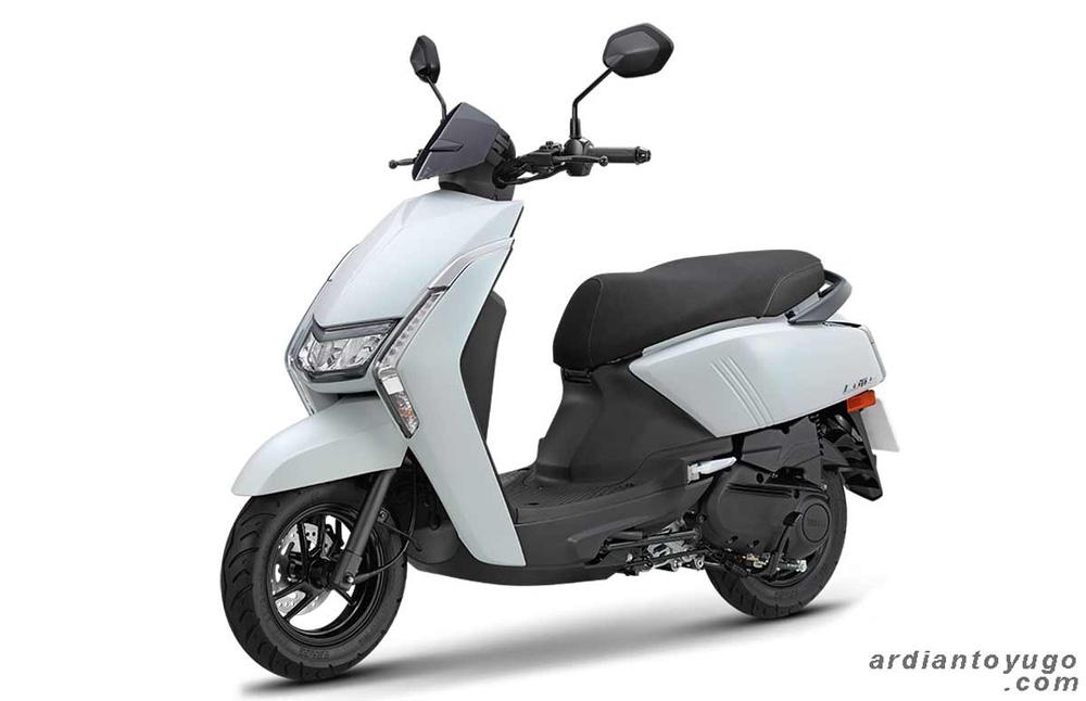 """Xe tay ga Yamaha mới cực tiết kiệm xăng, đi gần 60km hết 1 lít, """"chặt đẹp"""" Honda Vision?"""