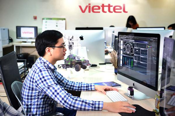 Viettel, nguồn nội lực mang tên Sở hữu trí tuệ