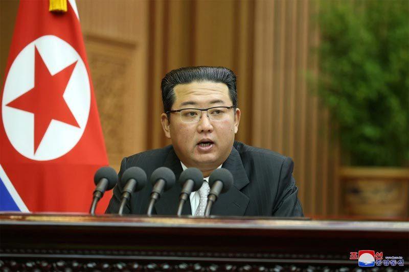 Kim Jong Un kêu gọi cải thiện đời sống người dân Triều Tiên - ảnh 1
