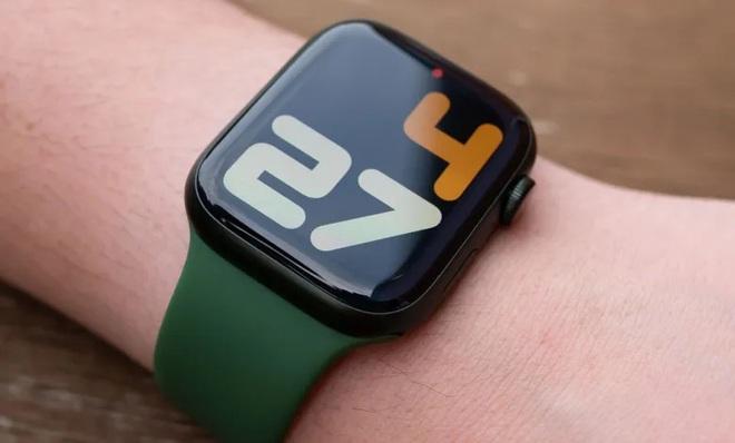 Apple Watch Series 7 tại Việt Nam thiếu một tính năng quan trọng