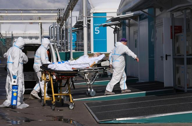 Nga tạm dừng thử động cơ tên lửa để lấy ôxy cứu bệnh nhân Covid-19 - ảnh 1