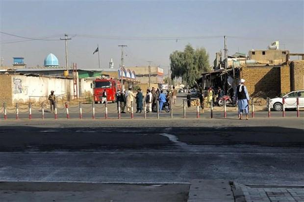 Taliban cam kết tăng cường an ninh sau vụ tấn công ở Kandahar