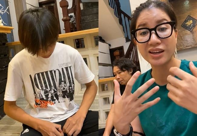 Dân giang hồ 'nhắc nhẹ' Trang Trần sau livestream Hồ Văn Cường - ảnh 1