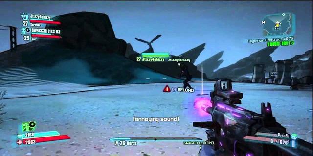 Những vũ khí nhìn thì ghê gớm nhưng hóa ra lại vô tích sự trong game - ảnh 1