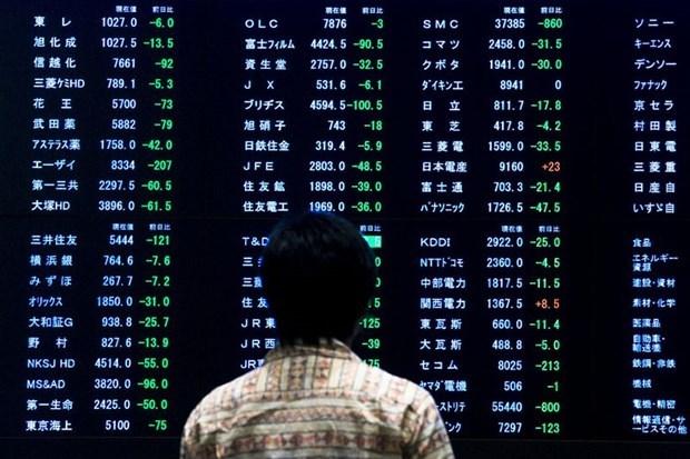 Phần lớn thị trường chứng khoán châu Á tăng điểm phiên chiều 11/10 - ảnh 1