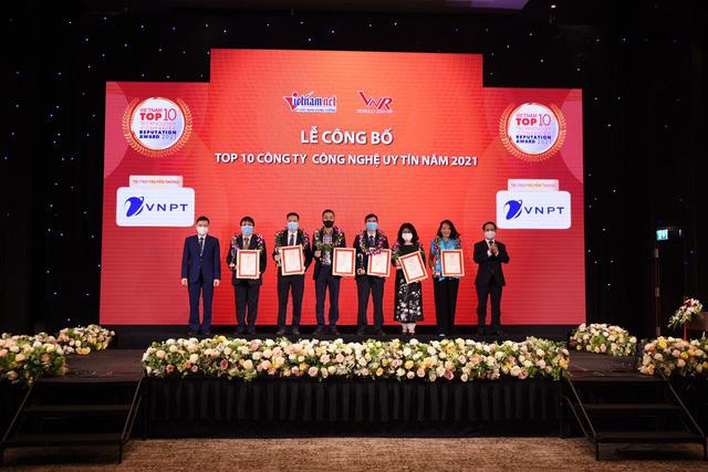 Năm thứ 4 liên tiếp Viettel đứng đầu bảng xếp hạng công ty CNTT-Viễn thông uy tín nhất Việt Nam