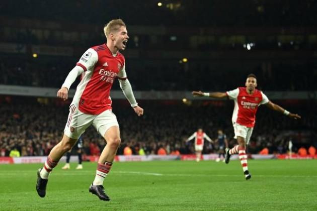Sau Bukayo Saka, sao trẻ tiếp theo của Arsenal chuẩn bị bùng nổ