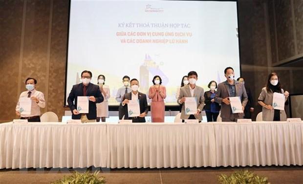 TP,HCM với việc phục hồi du lịch cuối năm 2021 và năm 2022