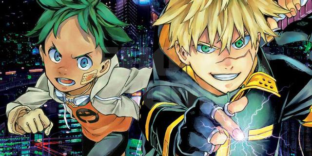 Loạt manga Shonen Jump siêu chất lượng nhưng mãi vẫn chưa có anime chuyển thể - ảnh 1