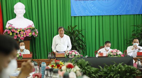 """Chủ tịch UBND tỉnh Kiên Giang: """"Chúng ta không nên cát cứ nữa"""""""