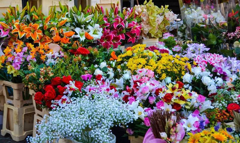 Giá rau, hoa Đà Lạt tăng cao sau khi nhiều địa phương nới lỏng giãn cách