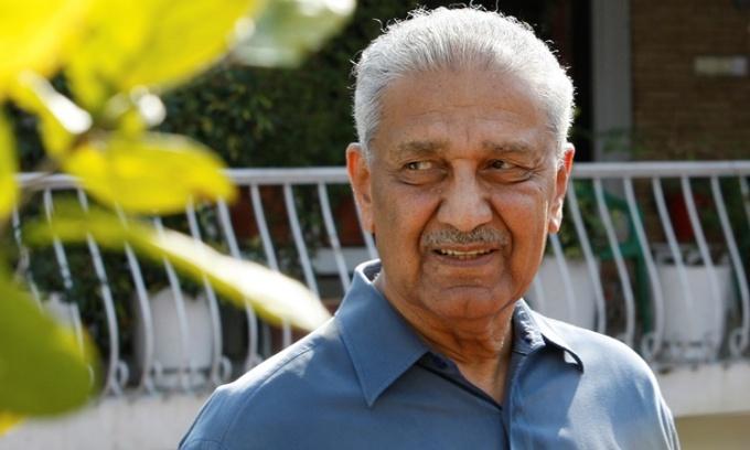 'Cha đẻ' bom hạt nhân Pakistan qua đời - ảnh 1