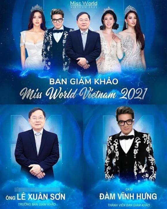 Cư dân mạng phản đối và đòi tẩy chay Miss World Vietnam 2021 vì để Đàm Vĩnh Hưng làm giám khảo, BTC nói gì?
