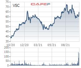 Viconship (VSC) thay đổi ngày chốt danh sách cổ đông chào bán cổ phiếu tỷ lệ 1:1, mục đích mua cổ phần Cảng Vinalines – Đình Vũ