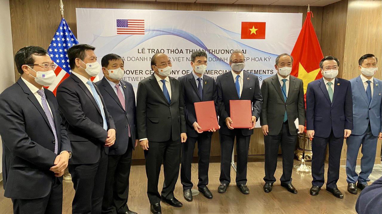 """PV GAS và Công ty Đầu tư AES ký kết """"Thỏa thuận liên doanh thành lập và vận hành Công ty TNHH Kho cảng LNG Sơn Mỹ"""""""