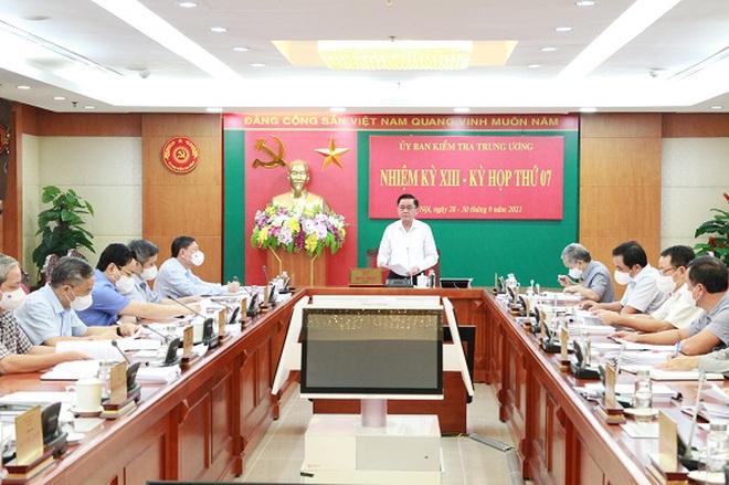 Ban Cán sự Đảng Bộ Công Thương nhiệm kỳ 2016-2021 có một số vi phạm