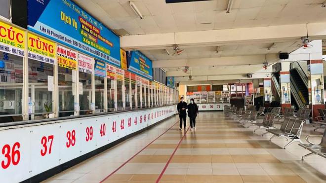 Xe khách đón thêm 18 người khi chạy từ TP.HCM – Đắk Lắk, có người nhiễm COVID-19