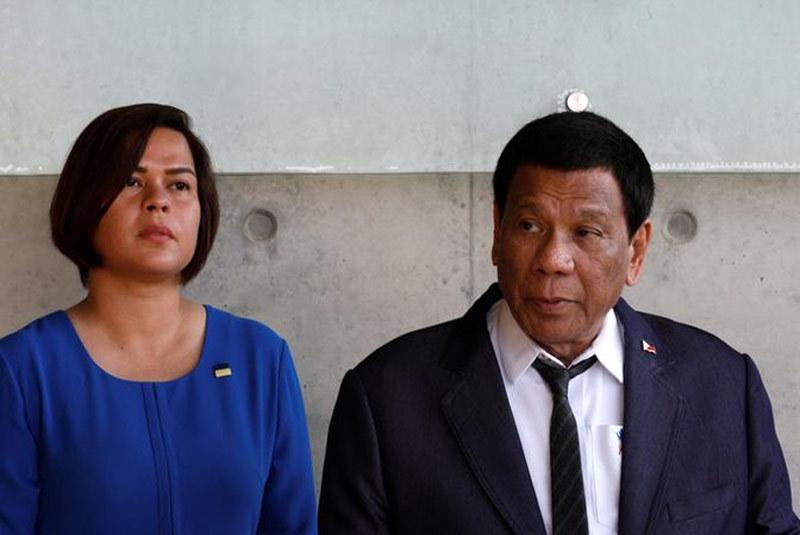 """Con gái ông Duterte """"sẽ tranh cử"""" Tổng thống Philippines"""