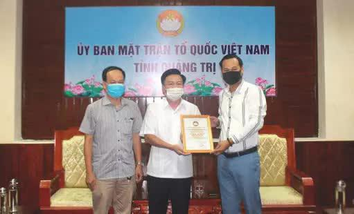 Công an TP HCM xác minh việc nghệ sĩ Hoài Linh trao tiền từ thiện ở Quảng Trị - ảnh 1