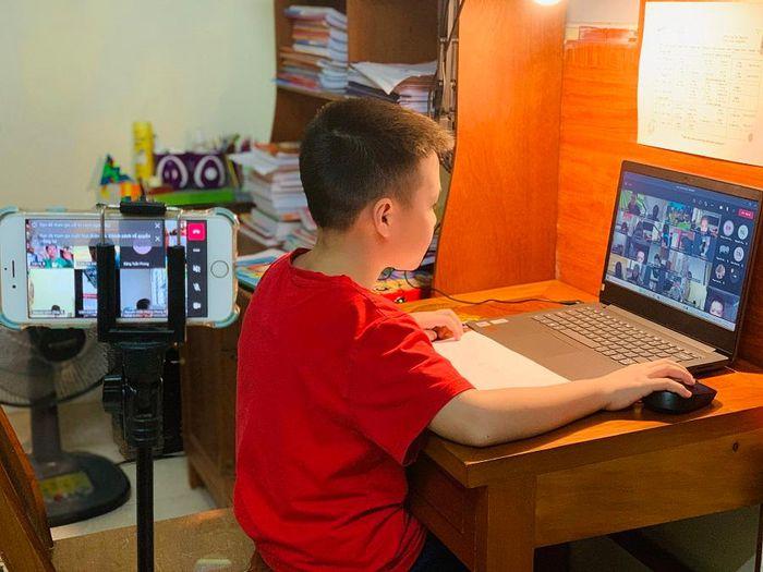 Hà Nội: Các trường chủ động phương án kiểm tra giữa kỳ I trực tuyến