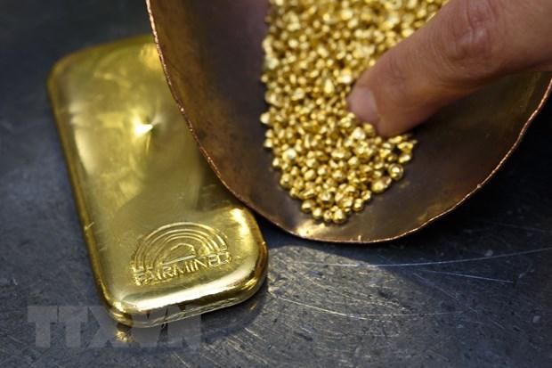 Giá vàng tại thị trường châu Á đi ngang do đồng USD suy yếu - ảnh 1