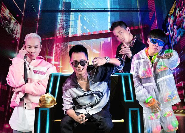 """Vì 1 điều mà MCK sẽ thi lại Rap Việt mùa 3, JustaTee """"học đòi"""" Rhymastic """"quay xe"""" làm HLV nếu gặp lại đàn em"""