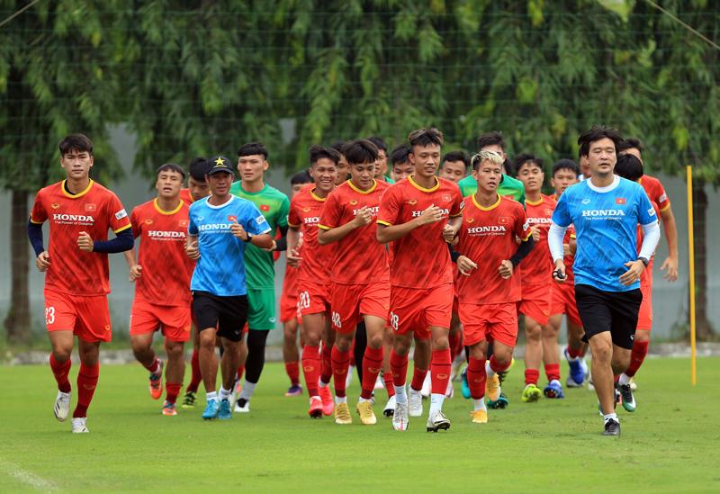 Bóng đá Việt Nam hôm nay: U23 Việt Nam đấu U22 Tajikistan. Tuyển Việt Nam rèn tấn công - ảnh 1