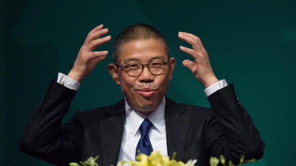 Jack Ma không còn là người giàu nhất Trung Quốc