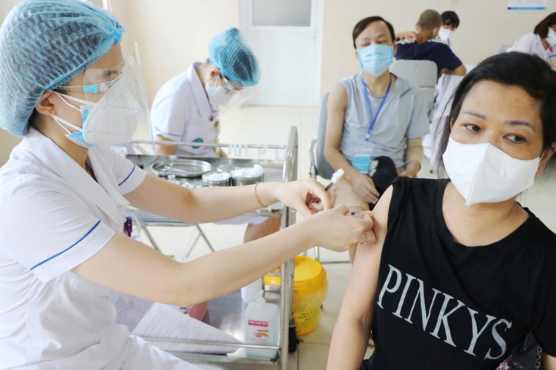 Hà Nội: Hơn 2,53 triệu người đã tiêm vaccine COVID-19 mũi 2