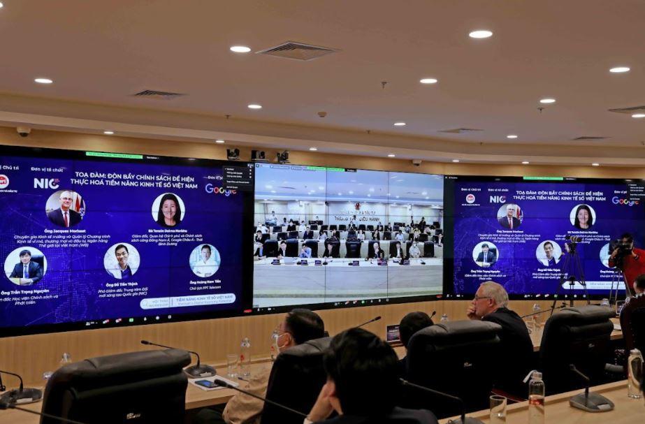 Công nghệ số có thể mang lại cho Việt Nam 74 tỷ USD vào năm 2030