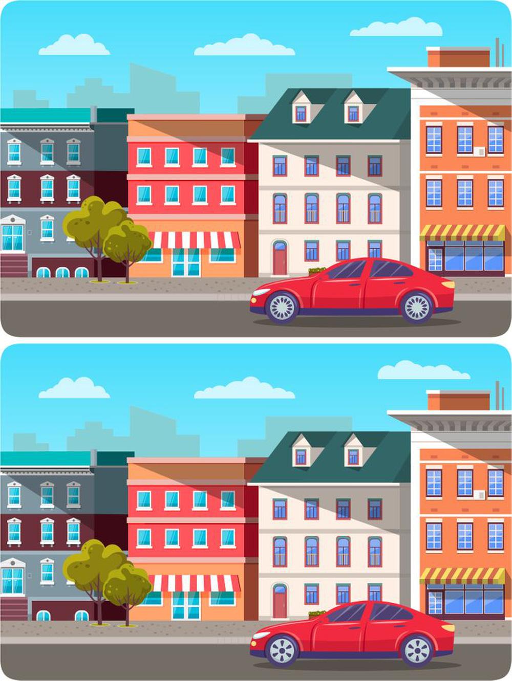 Thử tài mắt tinh như cú vọ: Trong 1 phút hãy tìm điểm khác biệt trong tranh - ảnh 1