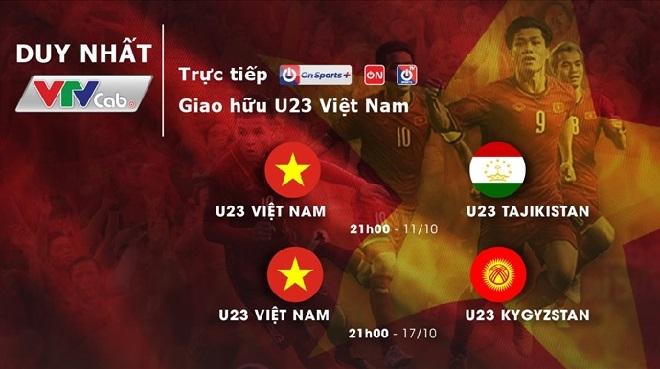 Nhận định bóng đá U23 Việt Nam vs U23 Tajikistan, giao hữu (21h00,11/10) - ảnh 1