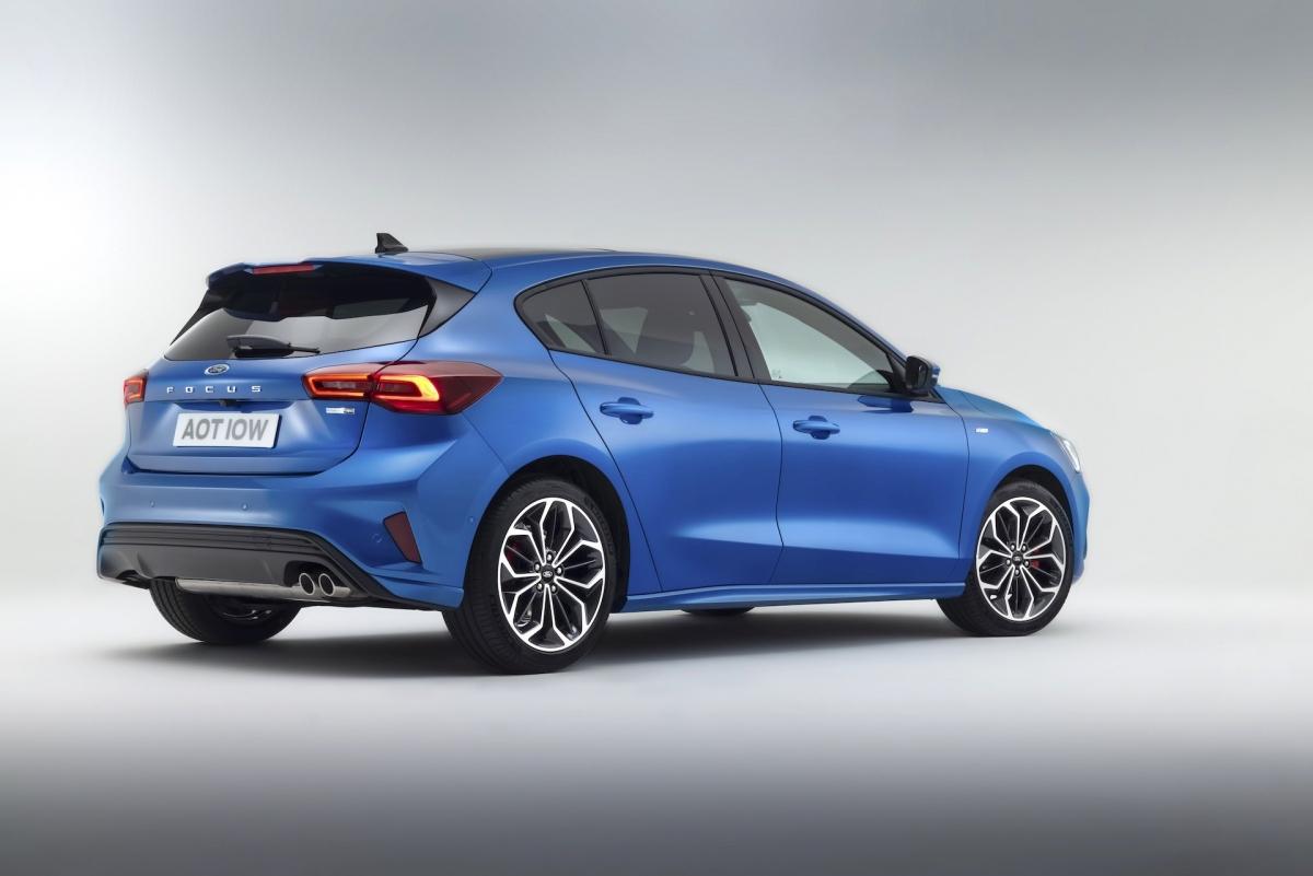 Ford Focus 2022 được trang bị những gì?