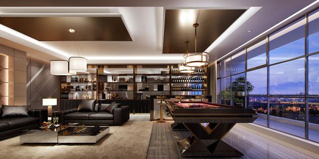 Đỉnh cao penthouse giữa lòng Sài Gòn: Chuẩn Resort, chất thượng lưu