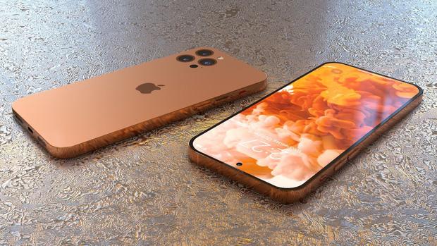 Hé lộ concept iPhone 14 với màu sắc mới, thiết kế mới! - ảnh 1