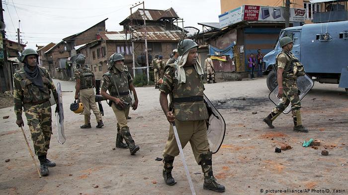 Ấn Độ: Binh sĩ bị phục kích ở biên giới, 5 người thiệt mạng - ảnh 1
