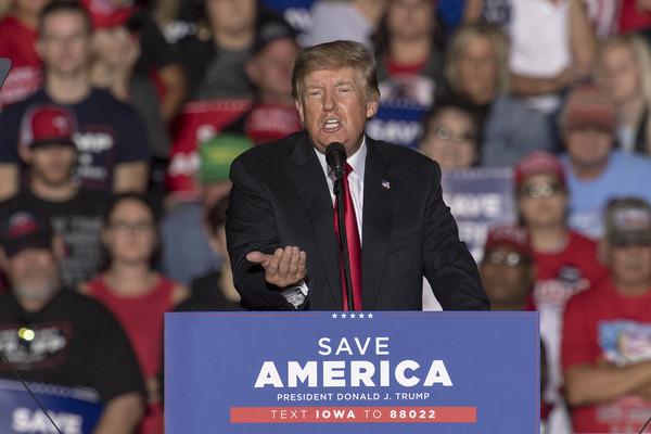 Ông Trump kiện ủy ban điều tra vụ bạo động ngày 6/1