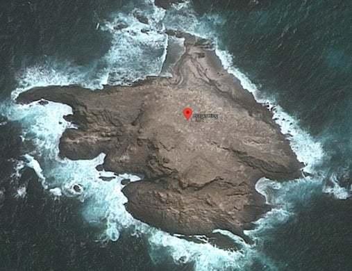 Phát hiện cửa hàng bánh humburger bí ẩn trên hòn đảo không có người ở - ảnh 1